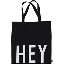 Sort - Design Letters Tote Bag Hey