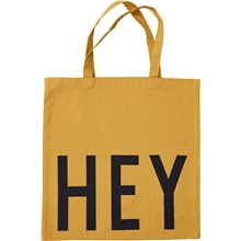 Gul - Design Letters Tote Bag Hey