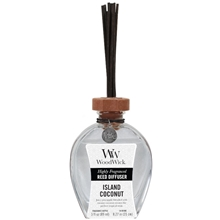 Island Coconut - WoodWick Duftpinde