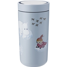 Moomin To Go Click 0,4 liter