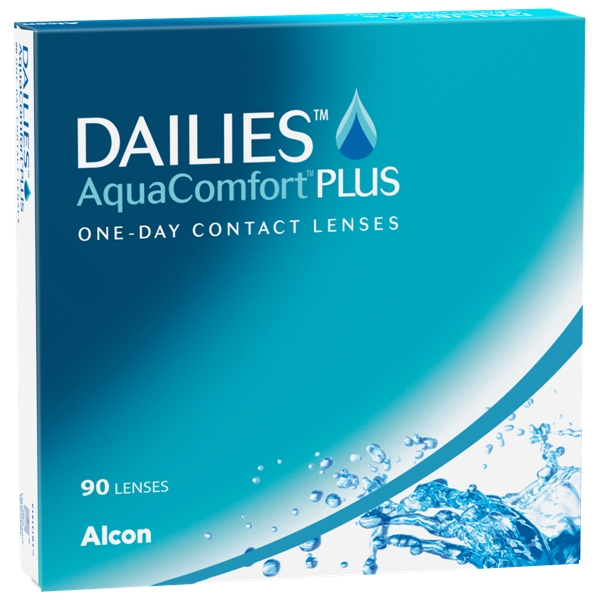 Dailies AquaComfort Plus 90p