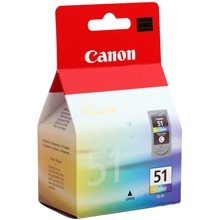 Canon CL-51 Color 0618B001