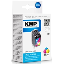 KMP H8 - HP 23 Tri-Colour 0928.4230