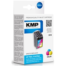 KMP H10 - HP 78XL Color 0992.4780
