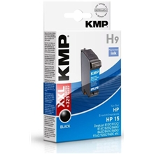 KMP H9 - HP 15 Black 0993.4151