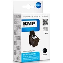 KMP H11 - HP 56 Black 0995.4561
