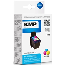 KMP H12 - HP 57 Tri-Colour 0995.4570