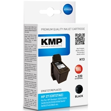 KMP H13 - HP 27 Black 0997.4271