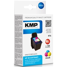 KMP H14 - HP 28 Tri-Colour 0997.4280