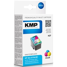 KMP H27 - HP 344 Tri-Colour 1025.4344