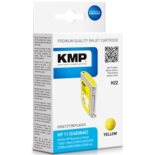 KMP H22 - HP 11 Yellow 1029.4389