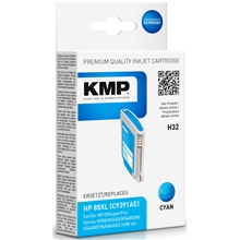 KMP H32- HP 88XL Cyan 1704.4913