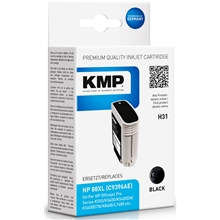 KMP H31 - HP 88XL Black 1704.4961