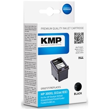 KMP H44 - HP 300XL Black 1710.4411