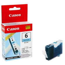 Canon BCI-6PC Photo Cyan 4709A002