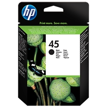 HP 45 Black 51645AE_ABB