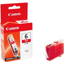 Canon BCI-6R Red 8891A002