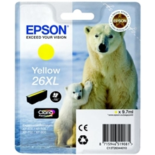 Epson 26XL Yellow