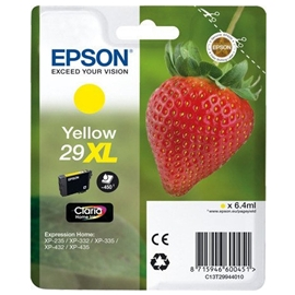 Epson 29XL Yellow