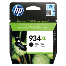 HP 934XL Black C2P23AE