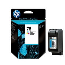 HP 78 Tri-Color C6578DE_ABB