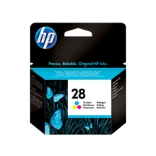 HP 28 Tri-Colour C8728AE_ABB