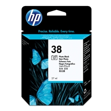 HP 38 Photo Black C9413A