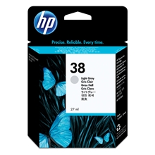 HP 38 Light Grey C9414A