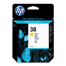 HP 38 Yellow C9417A
