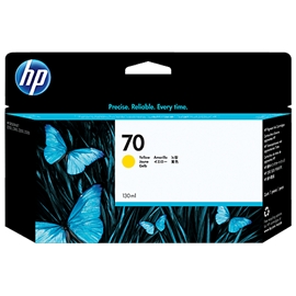HP 70 Yellow