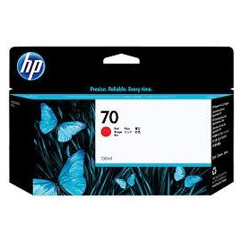 HP 70 Red
