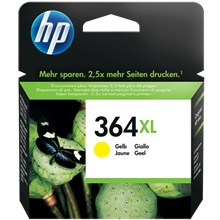 HP 364XL Yellow CB325EE_ABB