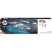 HP 973X Yellow F6T83AE