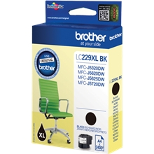 Brother LC229XLBK Black LC229XLBK