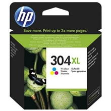 HP 304XL Colour N9K07AE