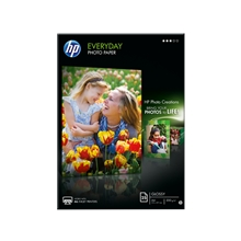 HP A4 Everyday Photo Paper glossy 200g