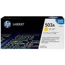 HP 503A Yellow Q7582A