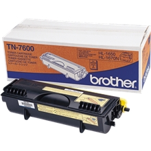 Brother TN-7600 Black TN7600