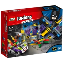 10753 LEGO Juniors Joker Angreb På Bathulen