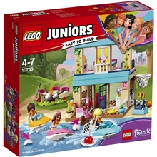 10763 LEGO Juniors Stephanies Hus ved Søen