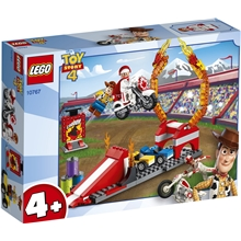10767 LEGO® Toy Story 4 Duke Cabooms Stuntshow