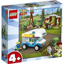10769 LEGO® Toy Story 4 Autocamperferie
