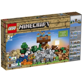 21135 LEGO Minecraft Crafting-Boks 2.0