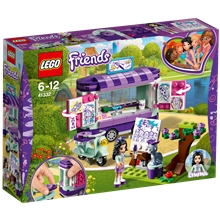 41332 LEGO Friends Emmas Kunstbod