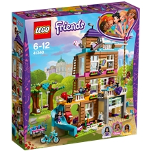 41340 LEGO Friends Venskabshus