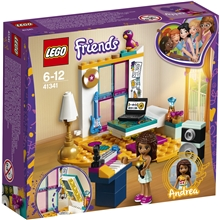 41341 LEGO Friends Andreas Værelse