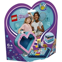 41356 LEGO Friends Stephanies Hjerteæske