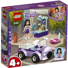 41360 LEGO Friends Emmas Mobile Dyrlægeklinik