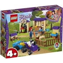 41361 LEGO Friends Mias Hestestald