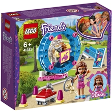 41383 LEGO Friends Olivias Hamsterlegeplads